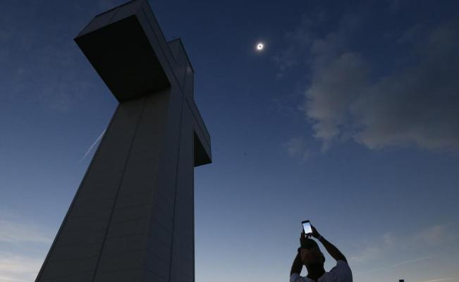 eclipse, eclipse solar, Estados Unidos, Museo de Ciencia e Industria de Oregon, Nasa
