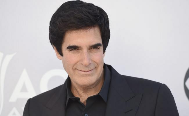 David Copperfield, Brittney Lewis, 17 años, The Wrap, magia, mago, California, Lacey Carroll, FBI, denuncias