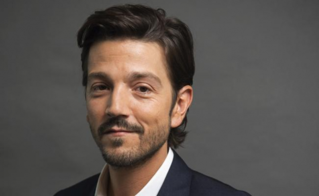 "Cassian Andor de ""Star Wars"" interpretado por Diego Luna"