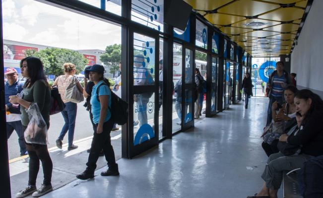 Cancelan dos estaciones tipo Dubái en capital
