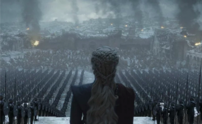 "Filtran presunto final de ""Game of Thrones"" y se molestan los fans"