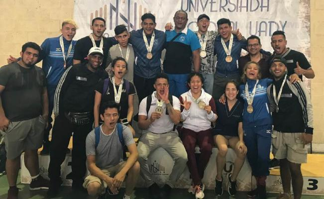 Buenos resultados en la Universiada