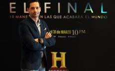 El Final, History Channel, Hollywood, series, Luis Quevedo,