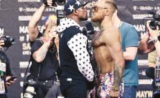 Pelea, Box, McGregor, Mayweather Jr. Telegraph