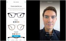 Snapchat, Instagram, iPhone X, catálogo virtual de gafas