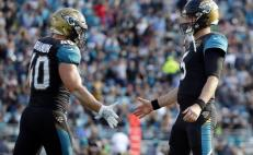 Jaguars, Jacksonville, Texans de Houston, Blake Bortles, Touchdown, Jaguars, Bortles,