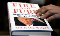 Donald Trump, Casa Blanca, Fire and Fury: Inside the Trump White House, Casa Blanca, Muro, México, Libro, Presidente, gobierno, Estados Unidos