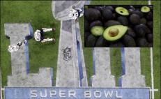 NFL, Águilas, Filadelfia, Super Bowl, Cloud, Salasforce Marketing, Twitter, Aguacate mexicano, Instagram