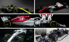 Fórmula 1, F1, GP de Australia, GP de México, Aston Martin Red Bull Racing, Williams Martini Racing FW41, Renault Sport Formula 1 Team, Alfa Romeo Sauber, Haas F1 Team