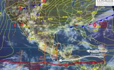 Lluvia en centro y occidente por onda tropical 13