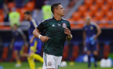 Regresa 'Chicharito' al Tri en la primera convocatoria del 'Tata' Martino