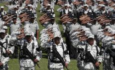 Inicia de manera formal trabajo de Guardia Nacional