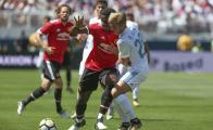 Manchester United, Real Madrid, Copa Internacional, penaltis