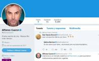Sismo, Alfonso Cuarón, redes sociales, Twitter, Fuerza México