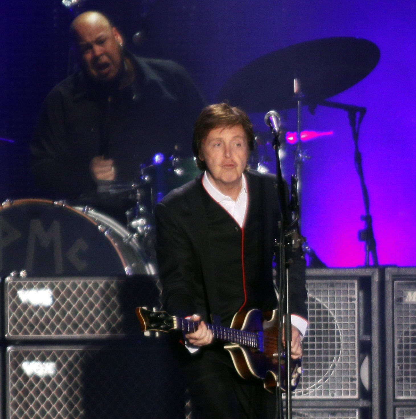 Paul McCartney, Beatles, Adele, Greg Kurstin, Hello, rock, pop