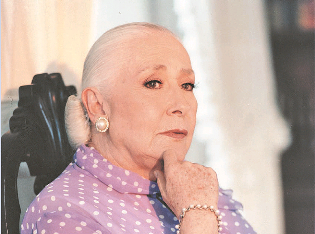 Calla Mary Poppins: muere Beatriz Aguirre
