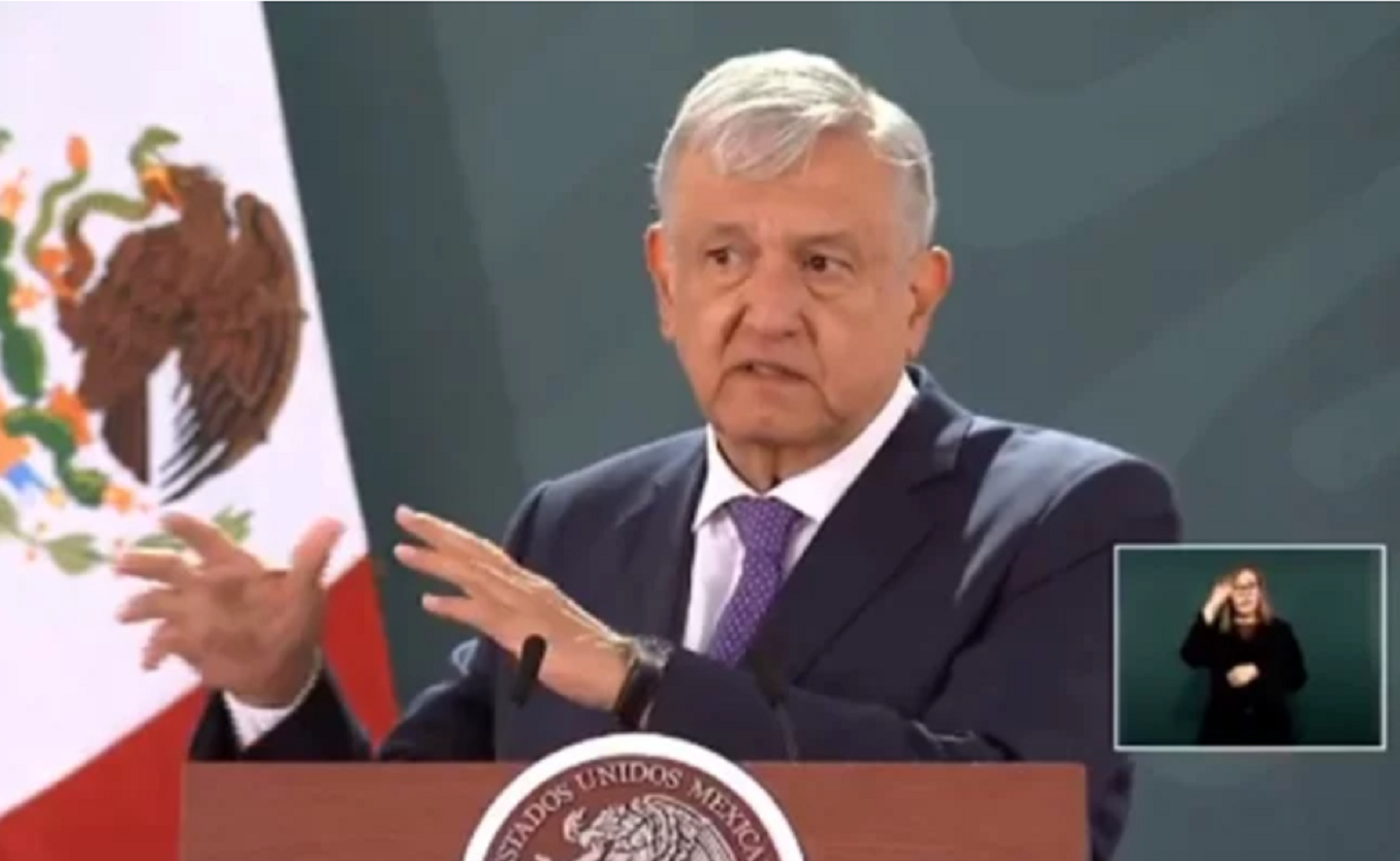 """""""¿Usted es feminista?"""", soy humanista, responde AMLO"""