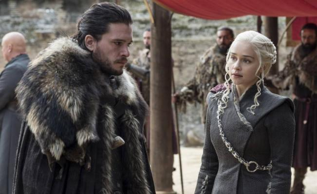 Game of Thrones, series, nuevo récord, audiencia, espectadores, The Hollywood Reporter, streaming