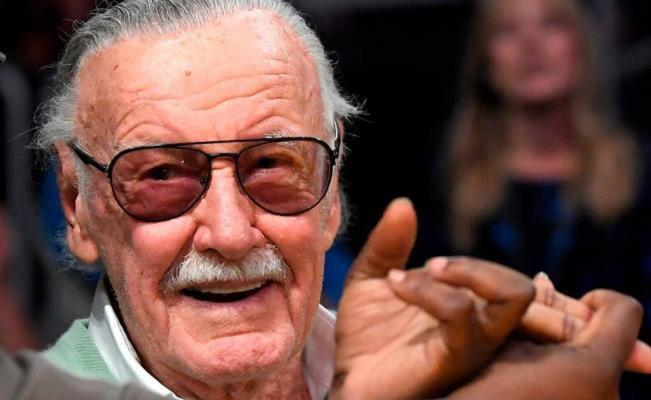 Stan Lee es demandado por agresión sexual