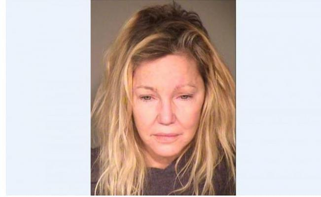 Arrestan a Heather Locklear por agredir a un policía
