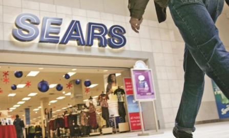 Sears Estados Unidos se declara en quiebra