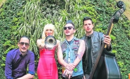 The Mexicats y Playa Limbo, en el Festival Maxei