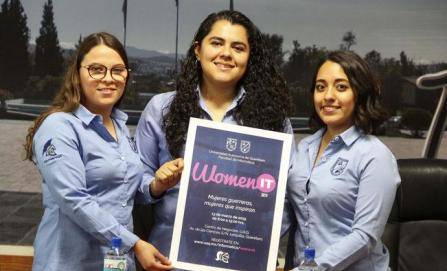 UAQ alista el Women it 2019