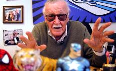 Conque, Stan Lee, Marvel, Cómics, Spiderman