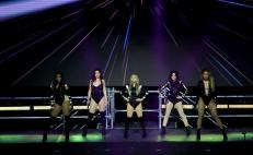 Fifth Harmony, Forum Mundo Imperial, Pop, Dance, Acapulco, ERa Familiar Princess,