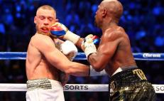 Floyd Mayweather Jr., pelea, box, Conor McGregor, nocaut