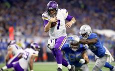 Vikings, NFL, Minnesota, Case Keenum, Terry Bridgewater, Sam Bradford, Universidad de Houston,