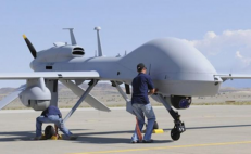 China busca superar a EU con arsenal de drones militares