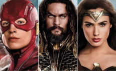 "Jason Momoa quiere a Wonder Woman y The Flash en ""Aquaman 2"""