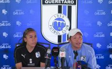 Gallos Femenil, concentradas