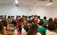 Van 115 alumnos al Young Business