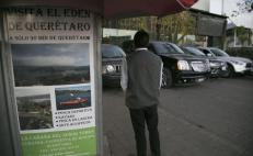 Irregular, 60% de servicio de valet parking