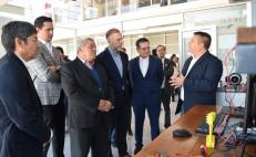 Inauguran laboratorio de software en el CECyTEQ