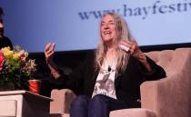 No queremos un muro: Patti Smith