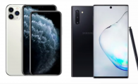 Galaxy Note 10 vs iPhone 11 Pro