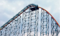 "Dependencias ""chocan"" por posible falla en Superman de Six Flags"