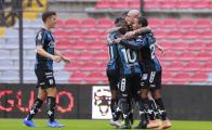 Gallos se luce con goleada
