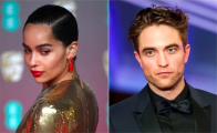 "Robert Pattinson es ""encantador"", dice Zoë Kravitz"