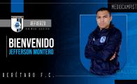 Confirma Gallos a Jefferson Montero