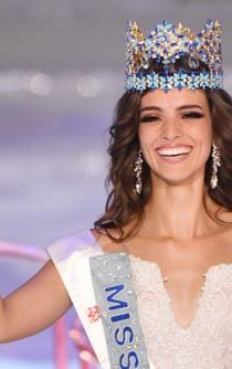 Una Miss Mundo con voluntad