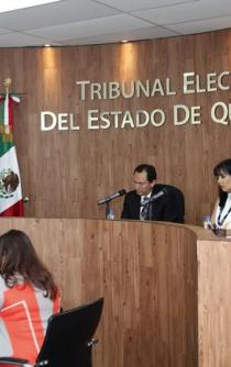 Determina tribunal local que alcalde de SJR infringió la ley